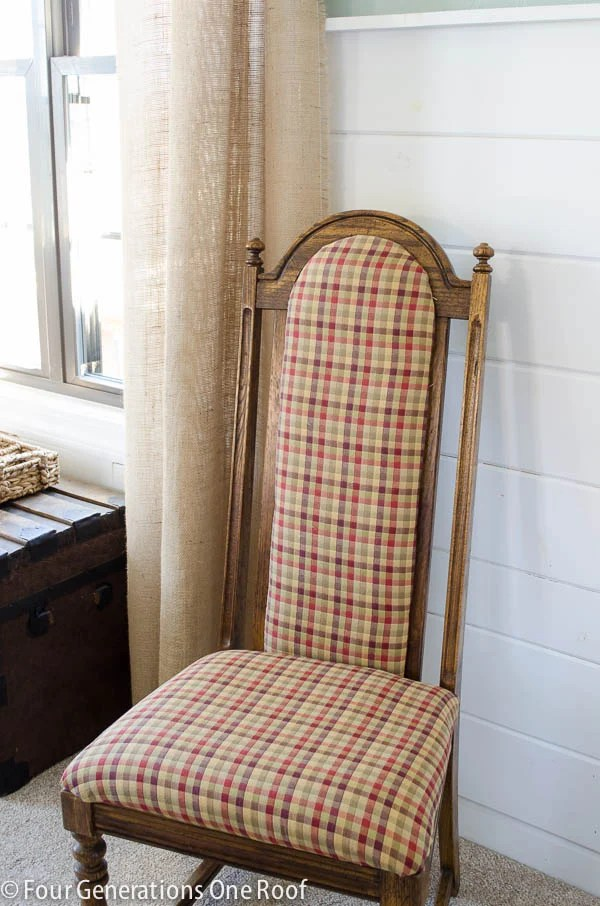 diy reupholstery projects