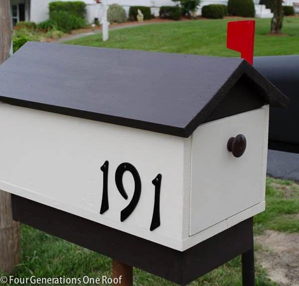 Mailbox Plans Metal