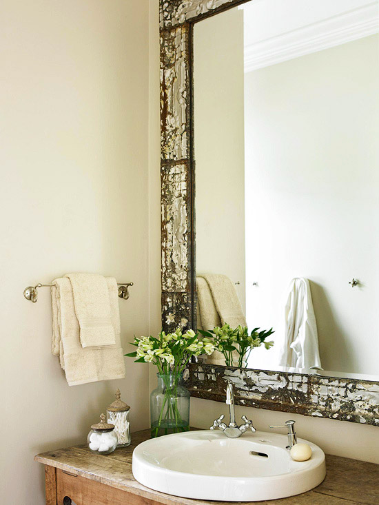 dreamy powder rooms