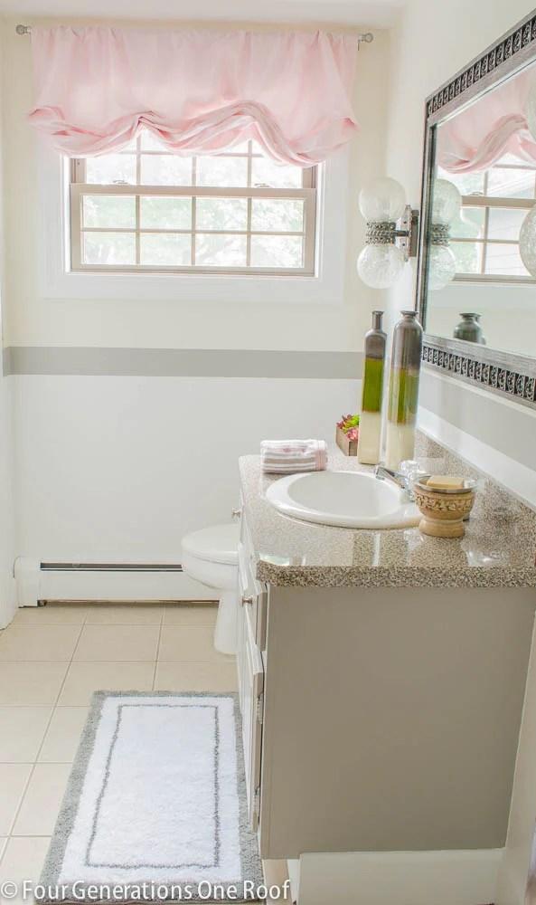 painting_stripes_bathroom_makeover vanity