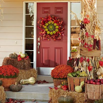 Fall Decorating Ideas on pinterest……are you obsessed like me?