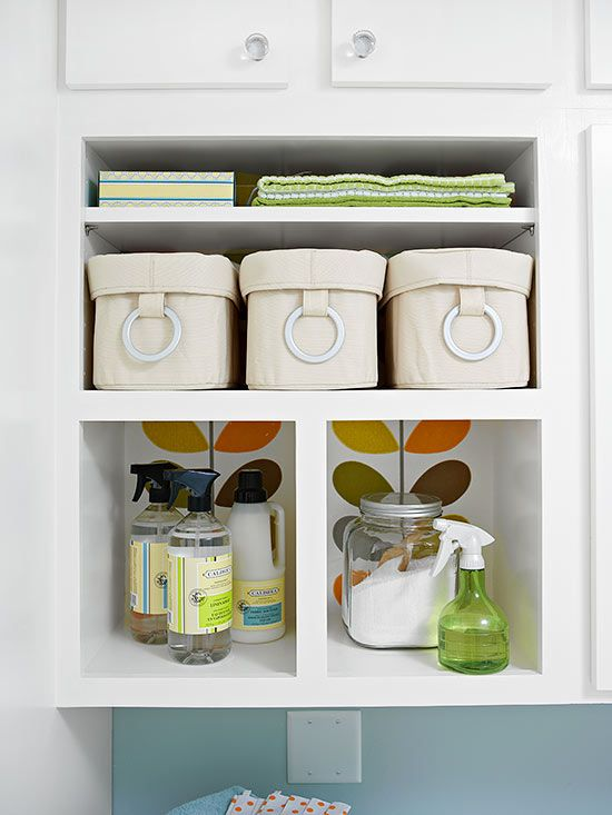laundry room storage ideas 4