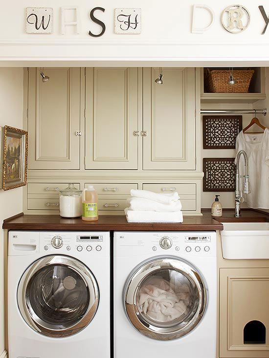 laundry room storage ideas2