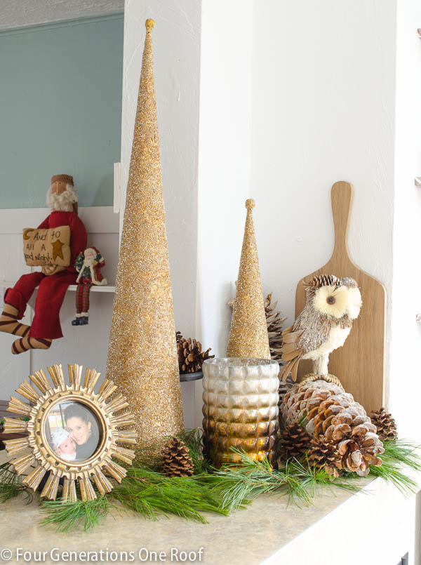 Holiday decorating with Home Goods {stylescope quiz} +