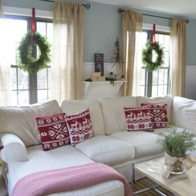 Top 12 DIY Christmas decorating ideas