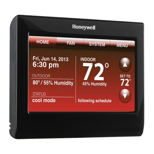 honeywell Smart Wifi Thermostat with Voice Control