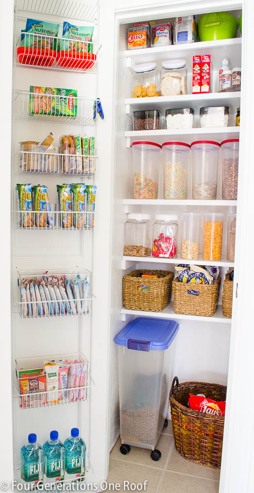 DIY project organization