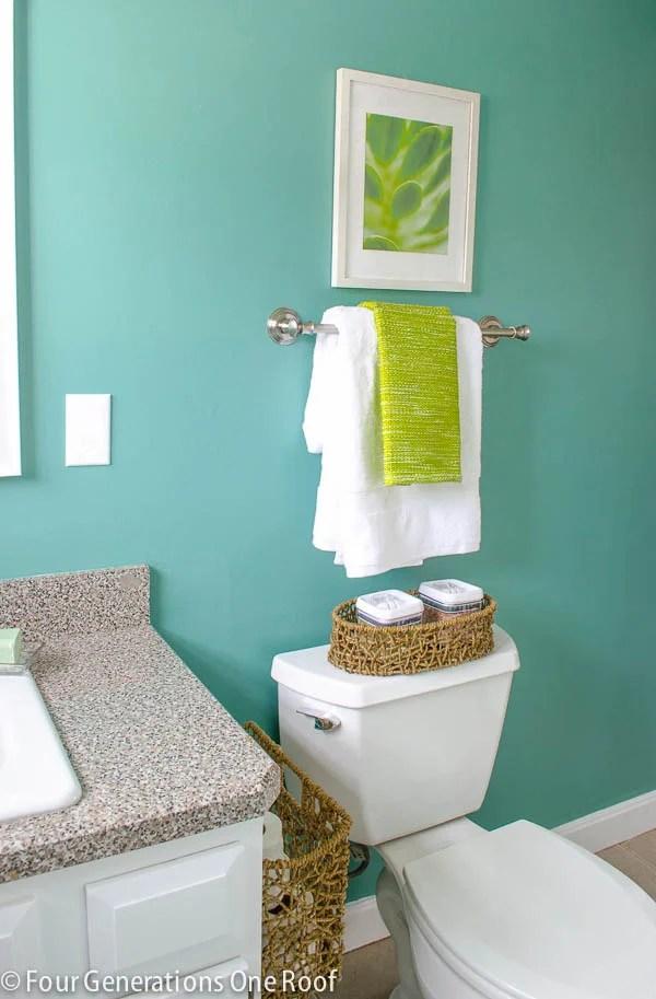 master bathroom makeover {before & After}-7