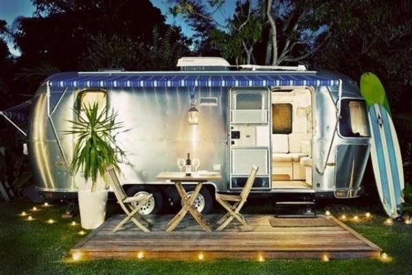 deck ideas camper airstream