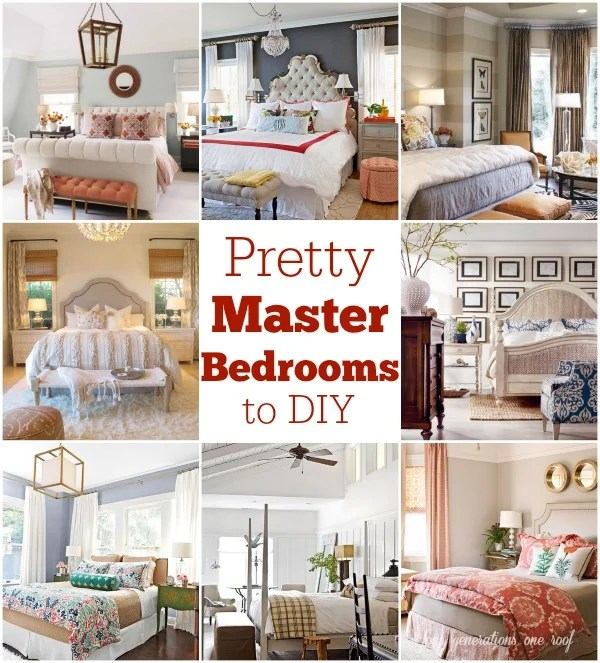 10 gorgeous master bedrooms that you can diy - four