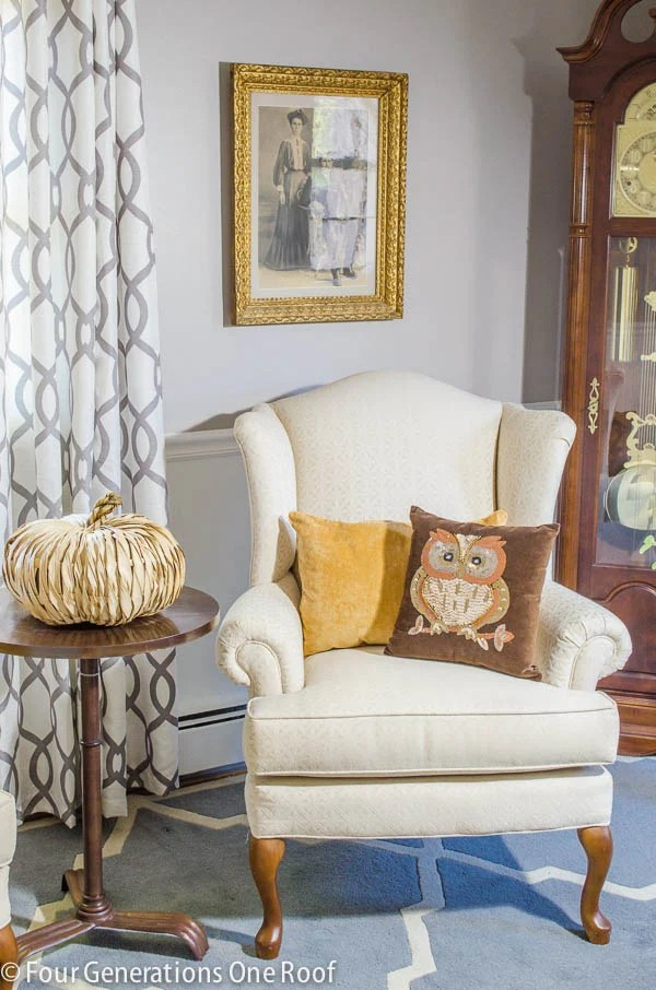small living room makeover