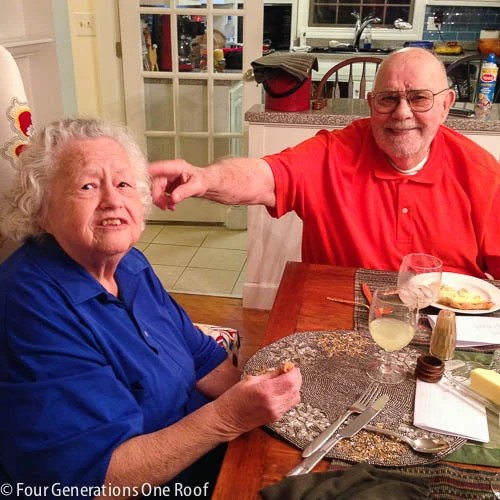 my grandfather's secret love affair