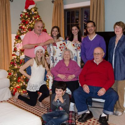 Merry Christmas 2014 {family picture}