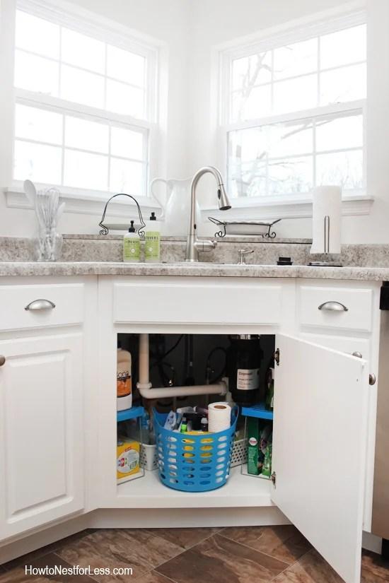 under-sink-organization