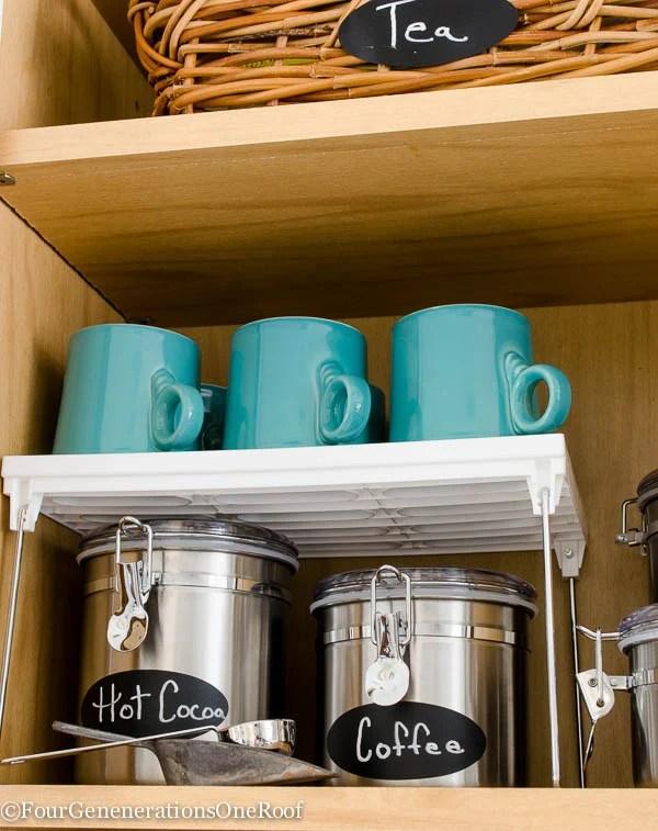 DIY Coffee Station-4