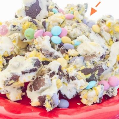 Amazing White Chocolate Oreo Bark Recipe
