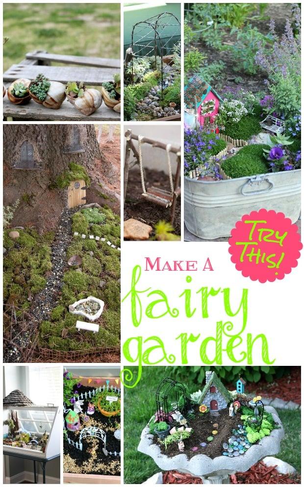 Make-a-Fairy-Garden