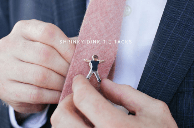 Shrinky-Dink-Tie-Tack-from-Dad