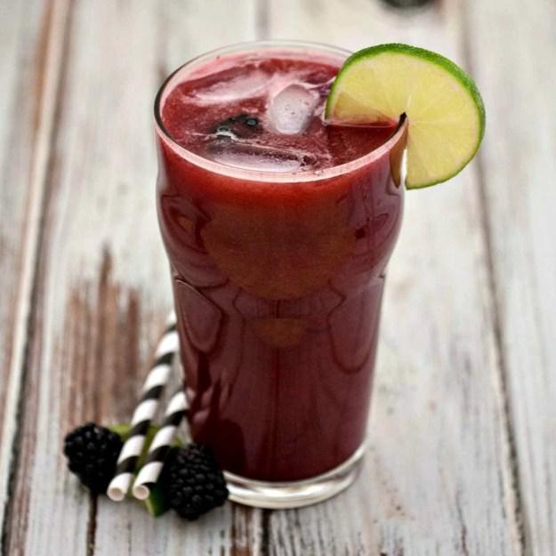 blackberry-limeade