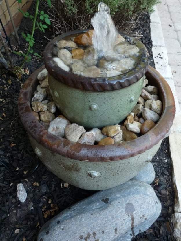 clay-pot-bubbling-fountain
