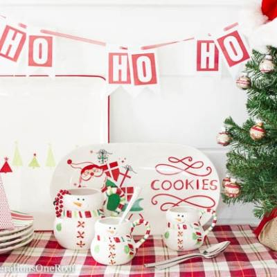 Free Christmas Printable {Ho Ho Ho}