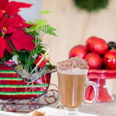 Fun Holiday Coffee Drink