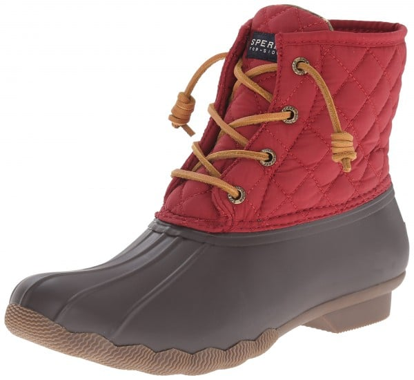 Teenage Girl Holiday Gift Guide 2015:Sperry boot