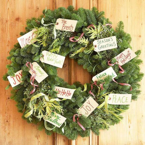 labeled-wreath