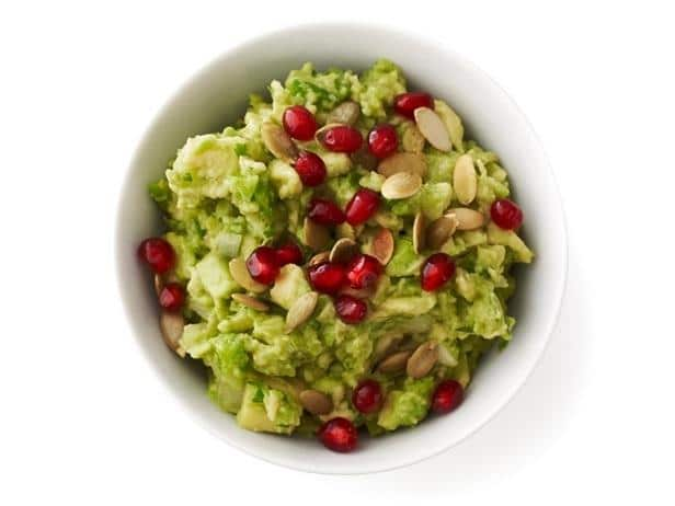 pomegranate-guacamole