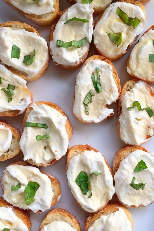 ricotta-lemon-honey-bruschetta