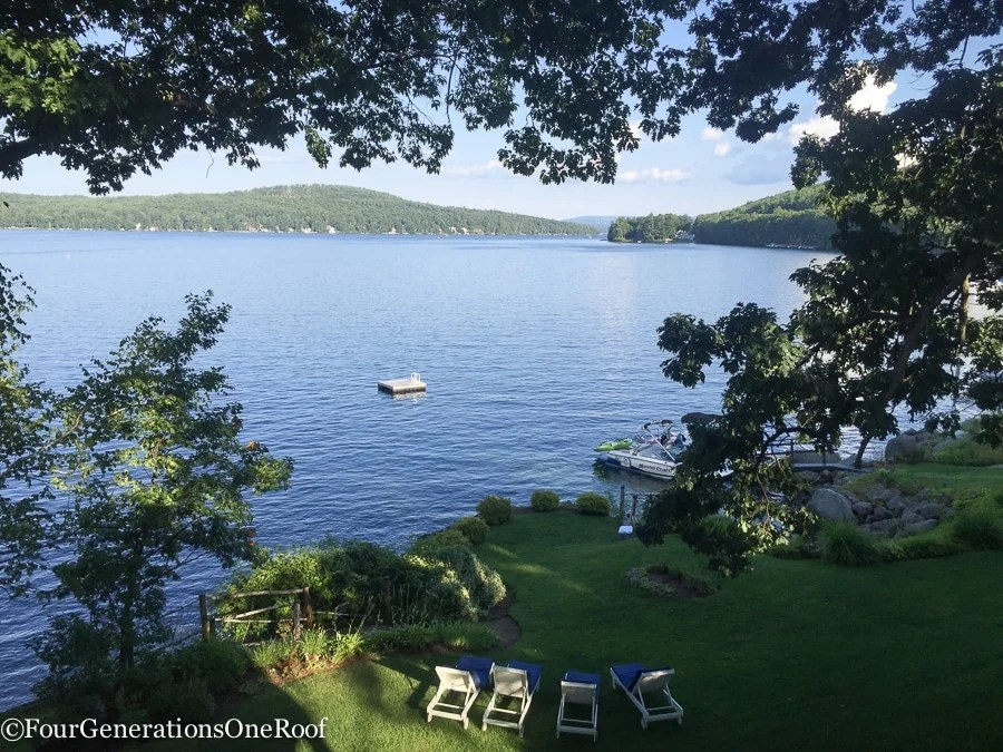Lake Winnipesaukee vacation 2016 / Mill Falls / Meredith NH/ Fun Spot / Monkey Trunks / Go-Kart Track