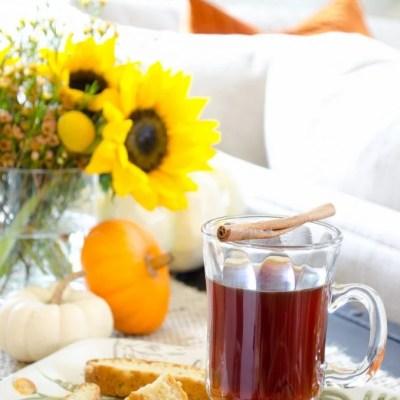 Pumpkin Spice Coffee + Giveaway