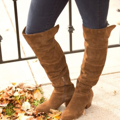 Favorite Boots Oh my!