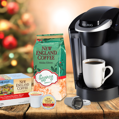 Holiday Coffee for your Guests + Keurig Giveaway