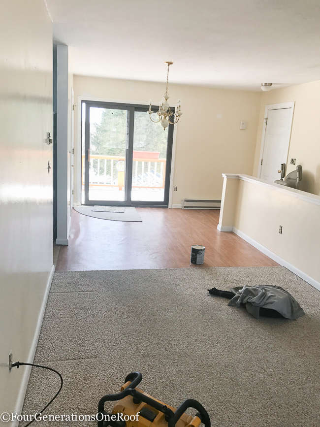 New renovation Project {studio space}