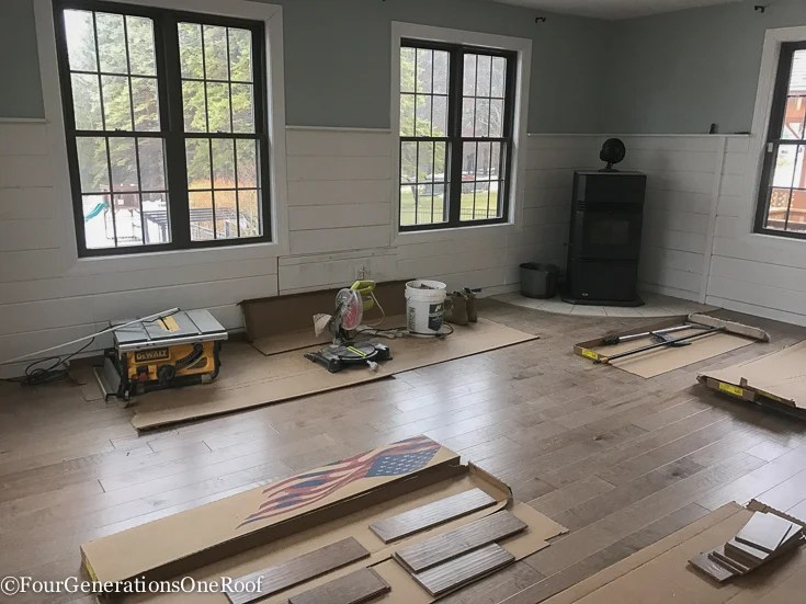 How to Install Engineered Hardwood Flooring Tips + Tricks