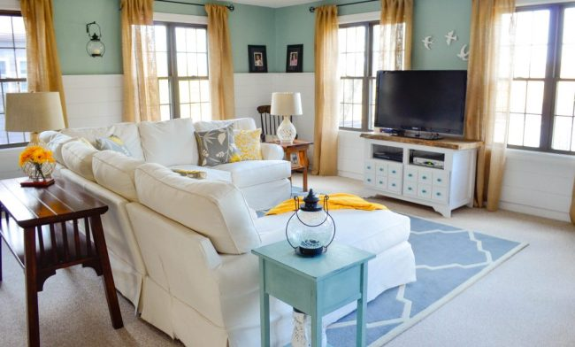 Gorgeous affordable Sectionals + Sofas and where to buy