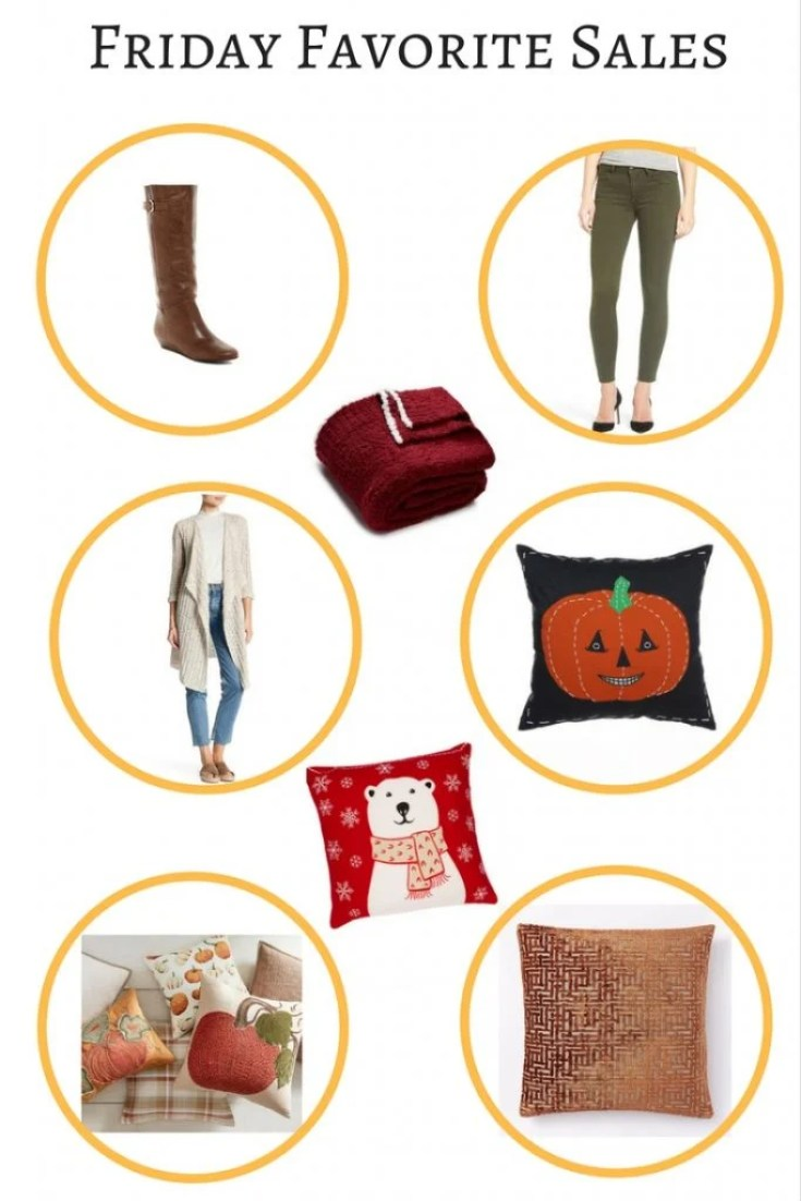Friday Favorite Sales - Olive Green Fall Favorite