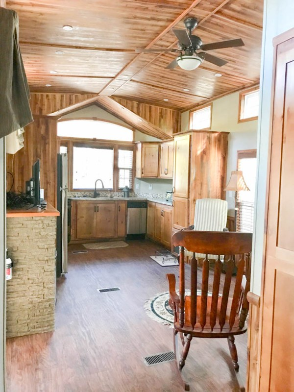 2016 Kropf Park Model Home For Sale Recreational Vehicle