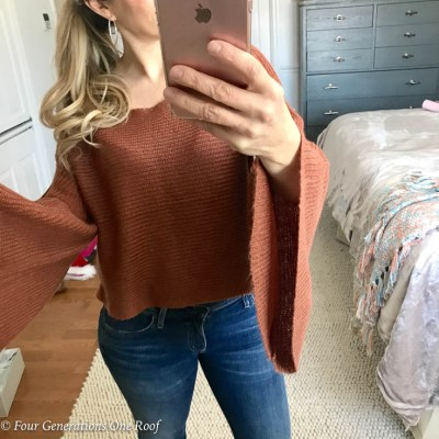 How to Avoid the Sweater Fit Dilemma: Wednesday Wardrobe