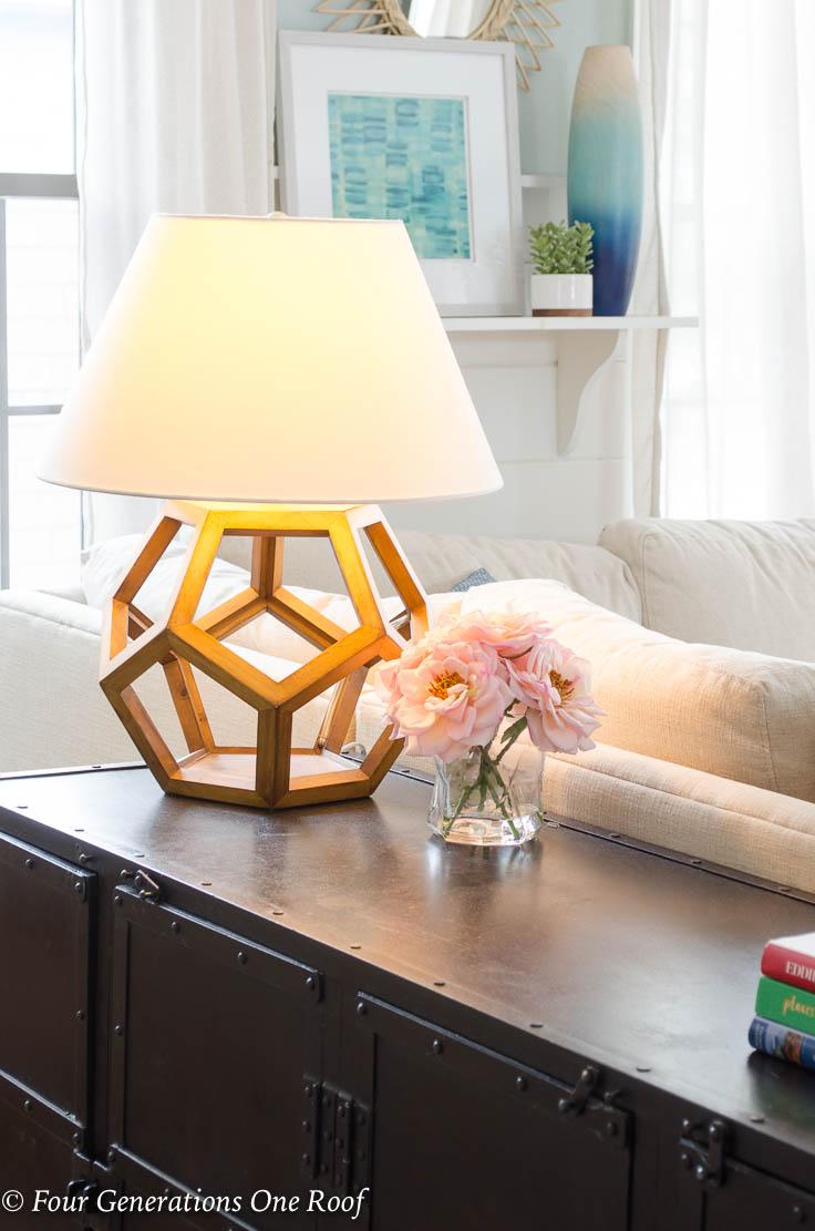Let the light shine- Easy Lighting Updates Using Finally Bulbs