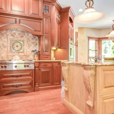 The Fancy Traditional Kitchen That Keeps Me Awake at Night