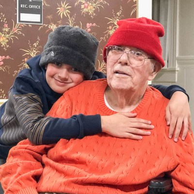 When the Past and Present Collide {Dementia Diaries}