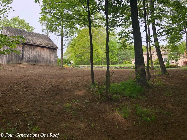 Big Post and Beam Barn Renovation starts now