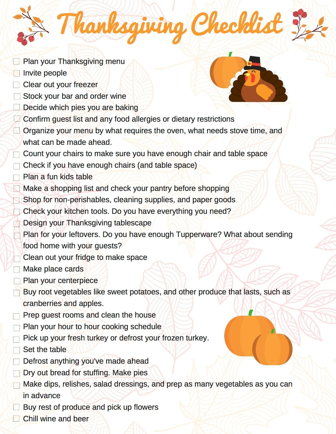 graphic about Thanksgiving Closed Sign Printable identified as Leaves + Turkey Thanksgiving Listing Printable +