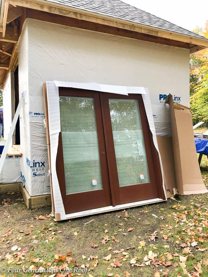 Full Lite Vista Grande Double Door Unit