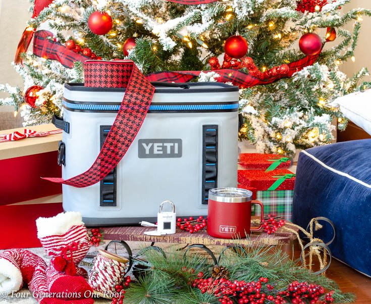 Cool Useful gift Ideas for everyone Yeti Hopper Flip Cooler