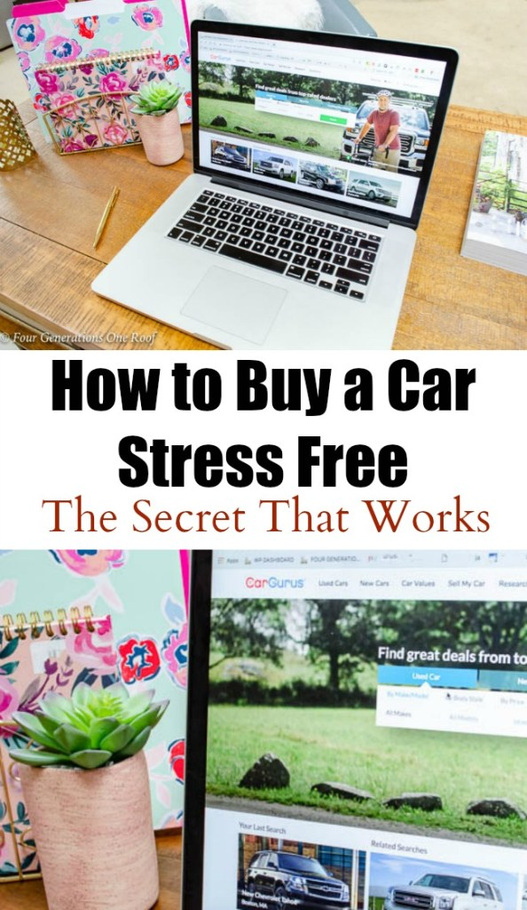 How To Take the Guesswork out of Buying a Car #cargurus #dealerreviews