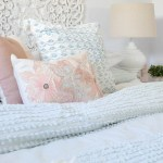 My Secret Fluffy Comforter Layered Bedding Tip Four Generations One Roof