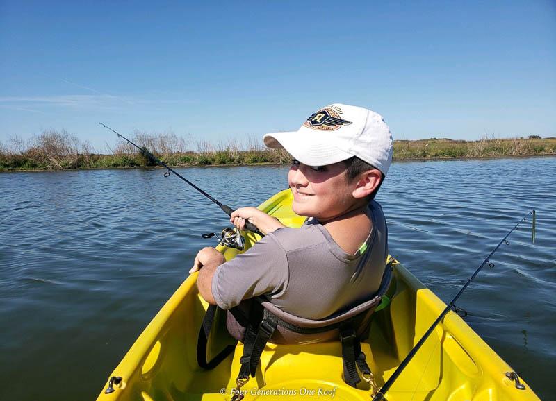 Echo Tour Fishing Orlando Omni Kayaking Fishing